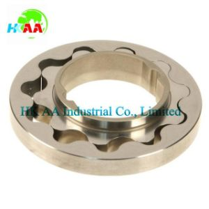 Customized CNC Machining Oil Pump Gear pictures & photos