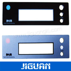 Embossed Push Button Keypad Membrane Switch with LCD Window pictures & photos