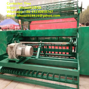 China Factory Goat Fence Machine/ Grassland Field Fence Making Machine pictures & photos