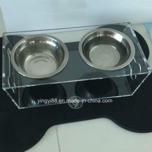 Best Selling Raised Acrylic Dog Feeder pictures & photos