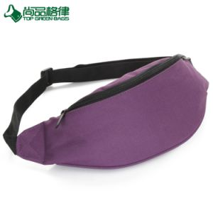 Hot Selling Running Waist Pouch Sports Waist Bag Single Pocket for Hiking Fitness pictures & photos