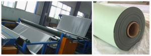 Geomembrana ASTM / 30 Mil PVC Geomembrane / 60 Mil Geomembrane HDPE pictures & photos