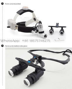 All in Ones Headlight and Dental Loupes pictures & photos
