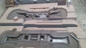 Sand Casting Casting Part Die Casting pictures & photos