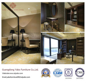 Upscale Hotel Furniture for Suite Bedroom with Wardrobe (YB-New6) pictures & photos