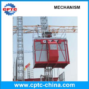 Building Motor Lifting Electric Hoist Mast Section pictures & photos