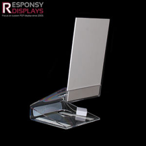 Permanent Countertop Acrylic Display Rack pictures & photos