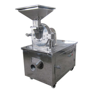 SUS304 Small Lab Pulverizer for Spice/Rice/Flour (WF-180) pictures & photos