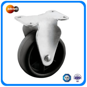 Plate Casters Rigid Caster and Swivel Caster Kit pictures & photos