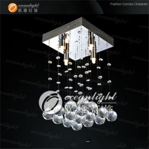 Hot Sale Crystal Pendant Lighting for Home Decoration (OM404/35) pictures & photos