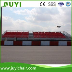 Dismountable Grandstand Outdoor Bleacher for Rugby Field Jy-716 pictures & photos