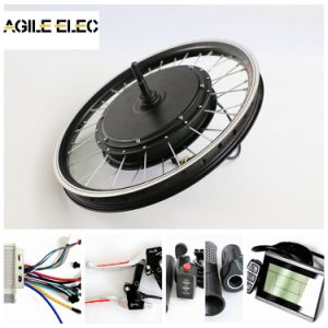 Agile Professional Supplier 500W Electric Bike Kit with Optional Lithium Battery pictures & photos