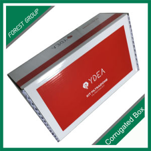 Glossy Cheap Sale Custom Design Corrugated Shipping Shoe Box pictures & photos