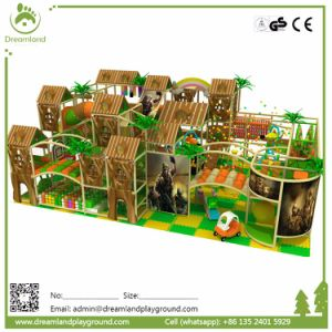 Jungle Theme Playground Games Soft Indoor Playground Sale pictures & photos