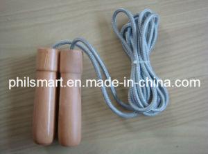 Hotsell Wood Jump Ropes pictures & photos