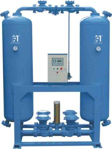 No Heat Regenerative Adsorption Air Dryer