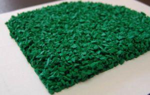 EPDM Green Granule