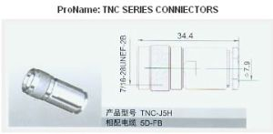 TNC Connector (TNC-J5H)