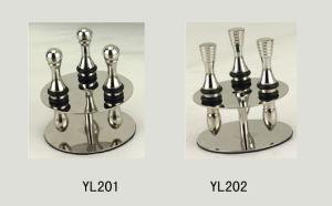 Wine Stopper Set (YL201-YL202)