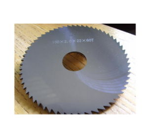 Solid Carbide Slitting Saw Blade pictures & photos