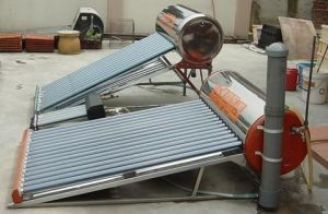 Calentador Solar Water Heater with CE, SRCC, Solar Keymark Certificate pictures & photos