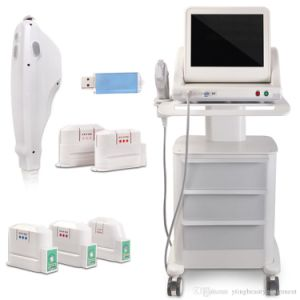Vertical Hifu Face Lifting Anti Ageing Beauty Machine for Skin Rejuvenation pictures & photos