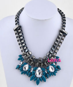 Alloy Handmade Necklace Fashion Lady Necklace (LSS46)
