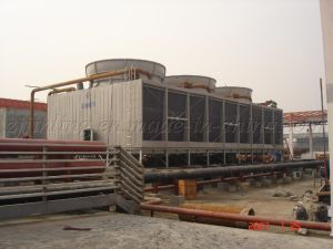 FRP Big Industry Water Cooling Tower Jn-900UL/M pictures & photos