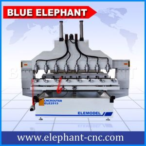 Ele-2015 3D CNC Wood Carving Router, CNC Router 3D Wood pictures & photos