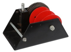Worm Gear Winch (HP-15FP) pictures & photos
