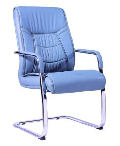 Blue Sky Leather Visitor Chair (60020) pictures & photos