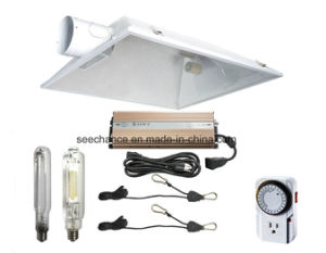 "Horticulture 1000 Watt Mh HPS 8"" Grow Light System Set Kit for Plant Growing pictures & photos"