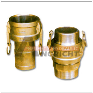 Hydraulic Quick Coupler (E107)