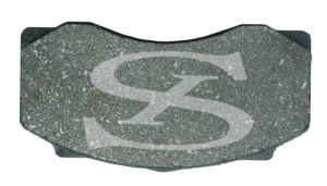 Semi Metal Brake Pad (XSBP010)) pictures & photos