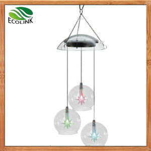 Solar Wind Chimes Lights Garden Lights pictures & photos