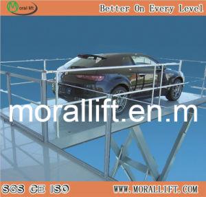Residential Garage Scissor Car Parking Lift pictures & photos