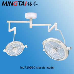 Surgical Operation Shadowless Light (classic Model) LED720/520 pictures & photos