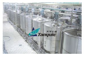 High Speed Emulsification Tank