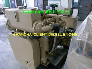Cummins Engine for Genset (6BT 5.9 G)