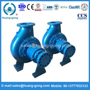 Cis Single Stage Single Suction Pipeline Centrifugal Pump pictures & photos