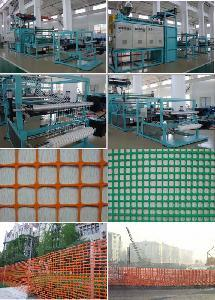 PE/PP Square Net Extruder pictures & photos
