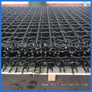 65mn Mining Vibrating Screen Square Mesh pictures & photos