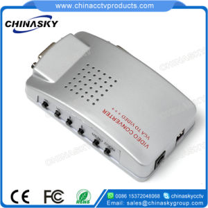 VGA to Video and S-Video Converter for CCTV (VTB100) pictures & photos