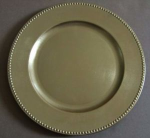 Plastic Plate (GD003)