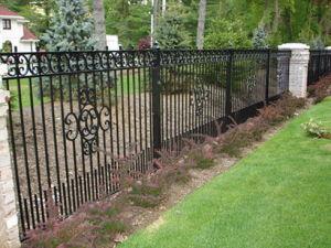 Iron Fence (AC001)