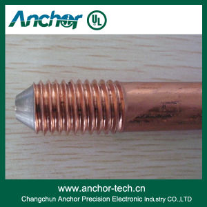 UL Listed Copper Coated Earth Rod