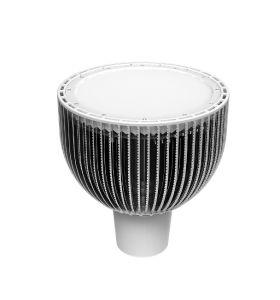 Compact Ultrathin-Fin-Heatsink Lightweight E40 120W LED Garden Light