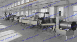 Potato Chips Producing Machine Xf pictures & photos