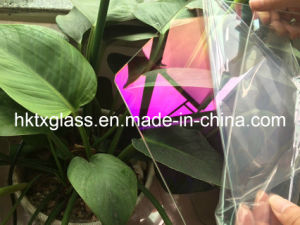 Ar Coating Low Iron Glass with UL1703 & En12150 Certificate pictures & photos