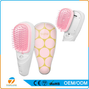 Immediately Sample Available Electric Cute Head Massager Magic Shampoo Massage Comb pictures & photos